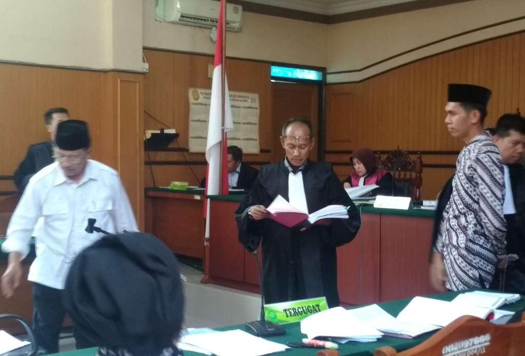 Tatapan Tajam RM, Kuasa Hukum Ngotot Akan Hadirkan Saksi Ahli Hukum Pidana