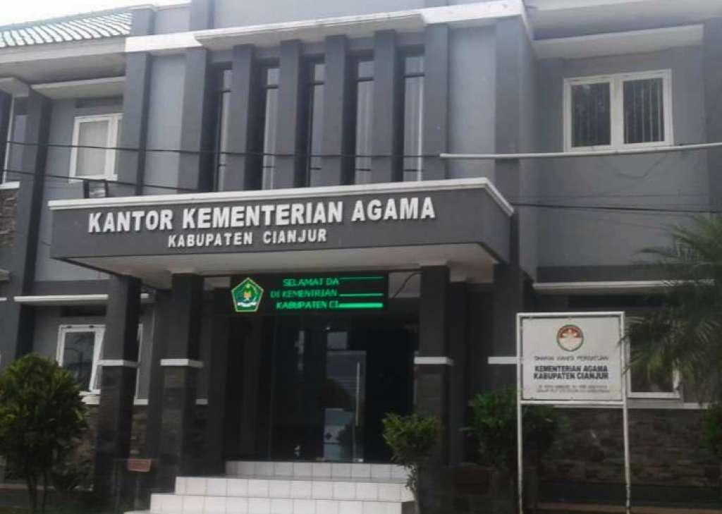 Waduh... Kemenag Cianjur Siap Tempuh Jalur Hukum
