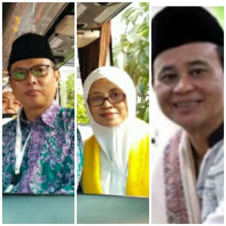 Ongkos Naik Haji Sekda Cianjur, Kajari dan Istri Bersumber Dari Dana Hibah.