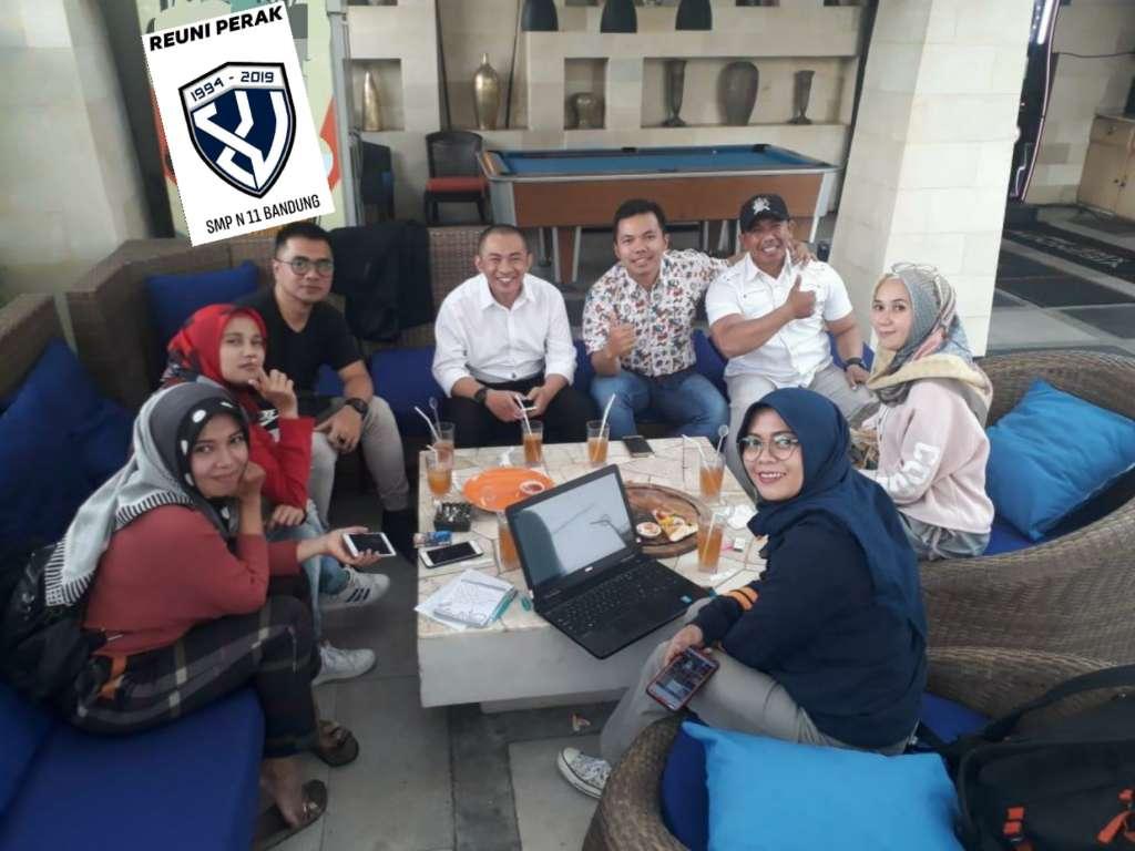 PR Panggil Alumni SMPN 11 Bandung Angkatan 94