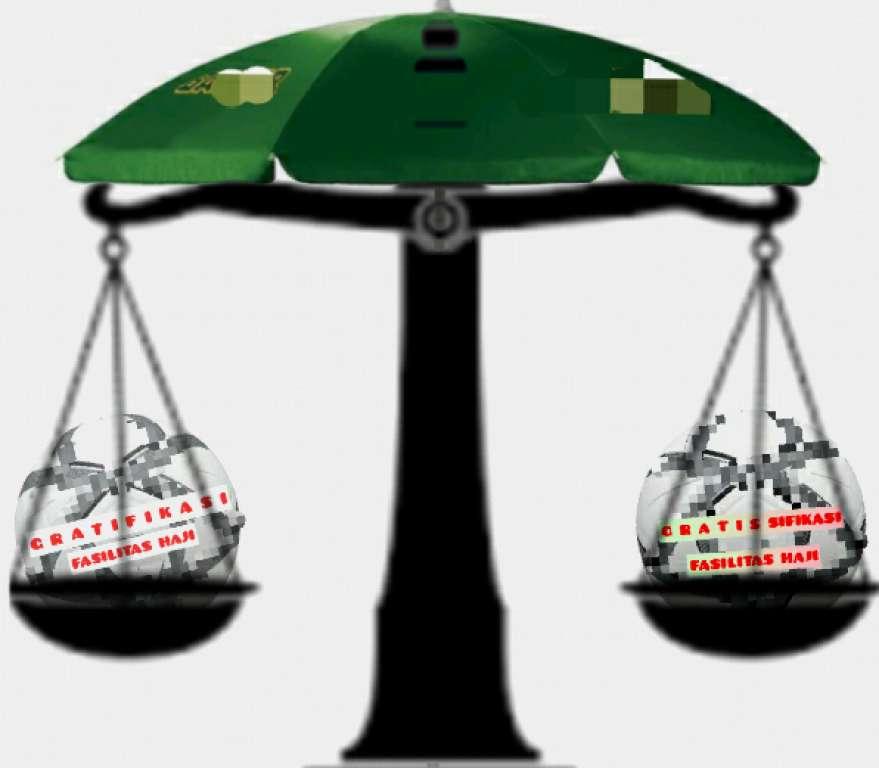 Kasus Fasilitas Haji (TPHD), GRATIFIKASI atau GRATISSIFIKASI