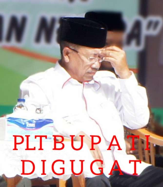 Ketua Karang Taruna Gugat Plt Bupati Cianjur