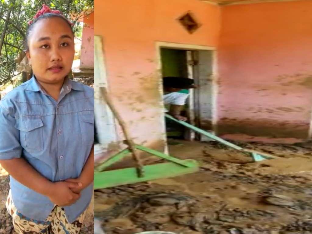 Warga Terdampak Longsor di Kampung Munjul Berharap Bantuan