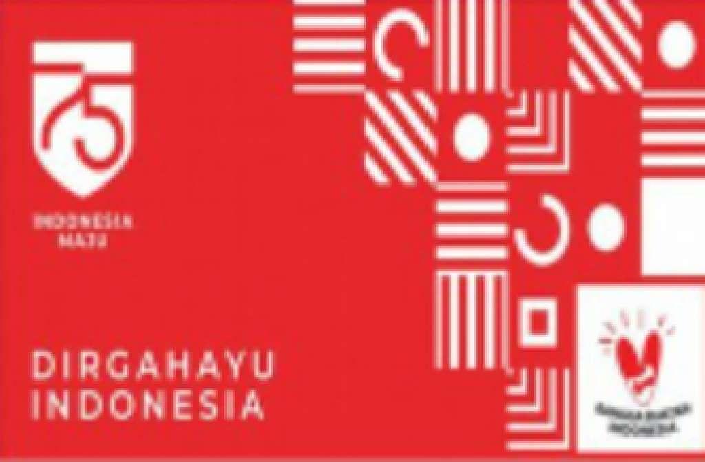 Dirgahayu Indonesia ke 75 Tahun