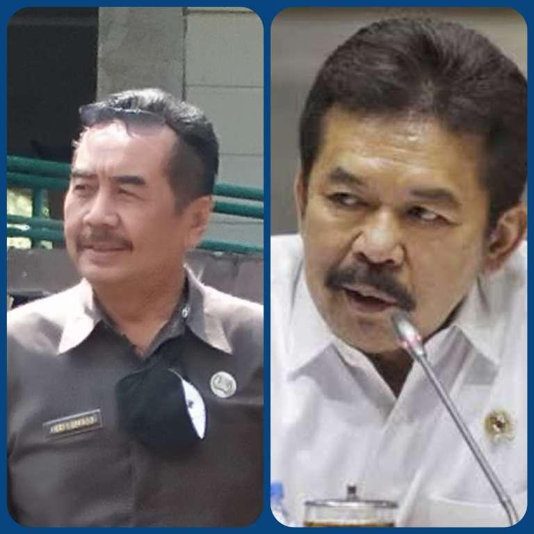 Tampang Pejabat Cianjur yang Mirip Jaksa Agung