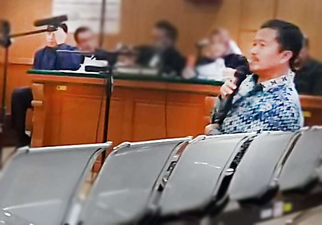 Waduh... Nama Unsur Disebut dalam Persidangan Korupsi DAK