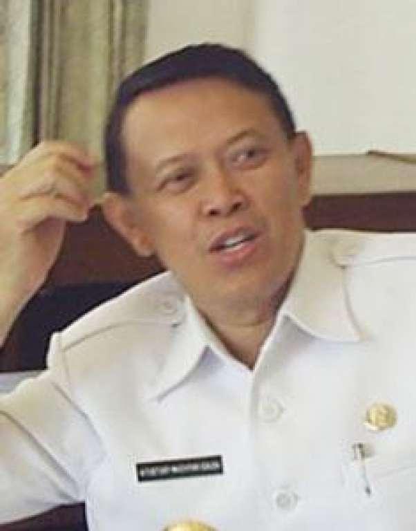Ini Jawaban Mantan Bupati Cianjur Saat Ditanya Soal Pengadaan Lahan Kantor Kecamatan Cugenang