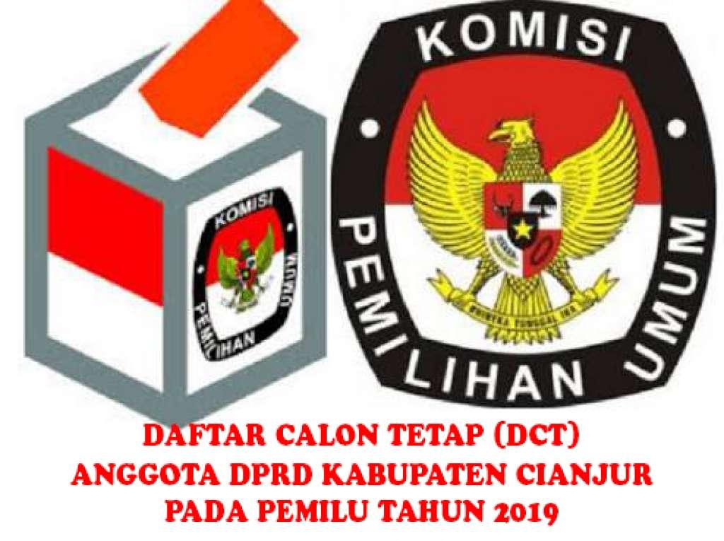 DCT Kabupaten Cianjur