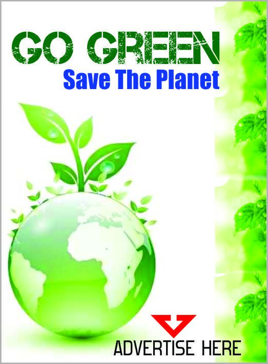 Go Green - Pasang Iklan DIsini